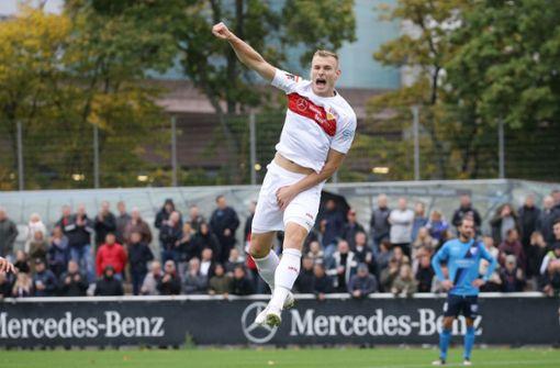 VfB Stuttgart II ist Meister und steigt in die Regionalliga auf