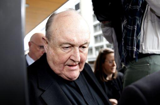 Australischer Erzbischof wieder frei