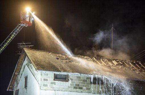 Fünf Tote bei verheerendem Brand in Mehrfamilienhaus
