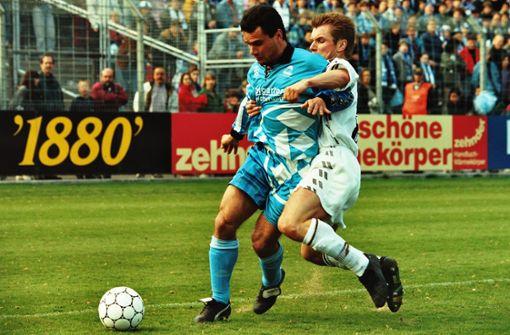 In dieser Tabelle jagt der Karlsruher SC die Stuttgarter Kickers