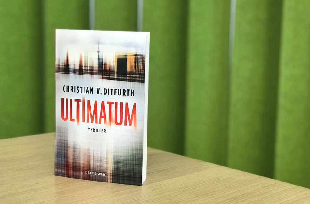 "In ""Ultimatum"" wollen Kriminelle Deutschland und Europa ins Chaos stürzen. Foto: Lukas Jenkner"