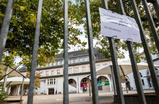 Wochenlange Einschränkungen bei der Grundschule in Lörrach