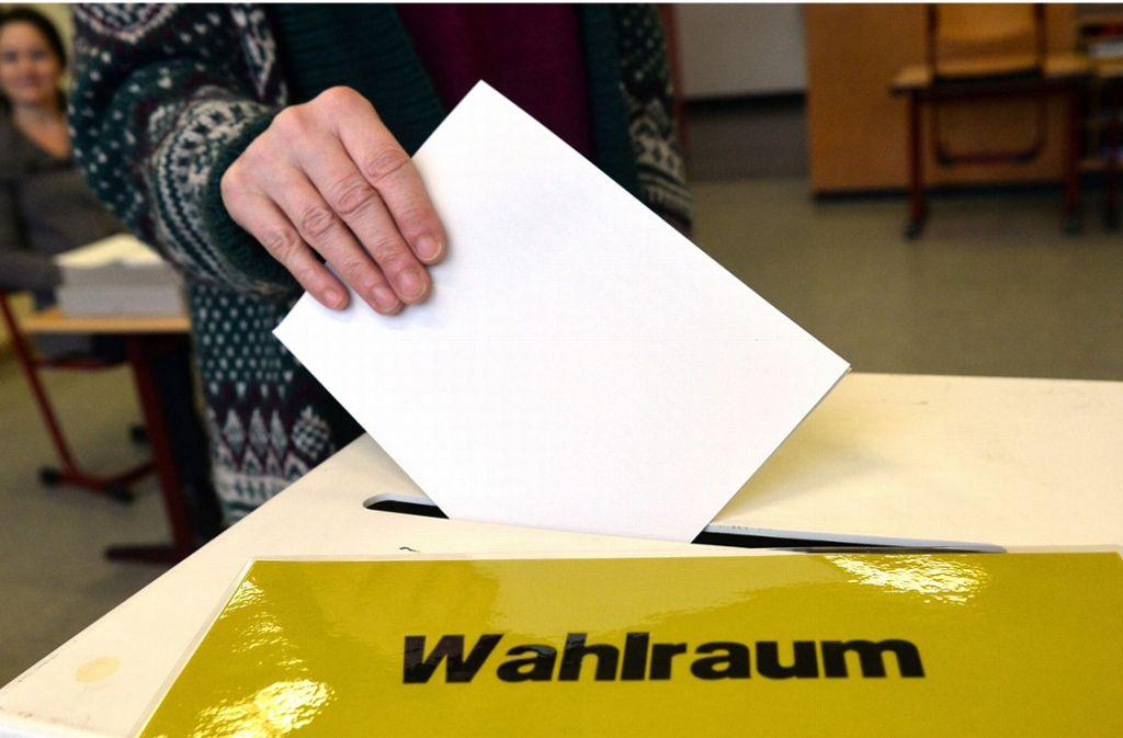 In jeder zehnten Kommune im Land stehen in diesem Jahr Bürgermeisterwahlen an. (Symbolbild) Foto: dpa