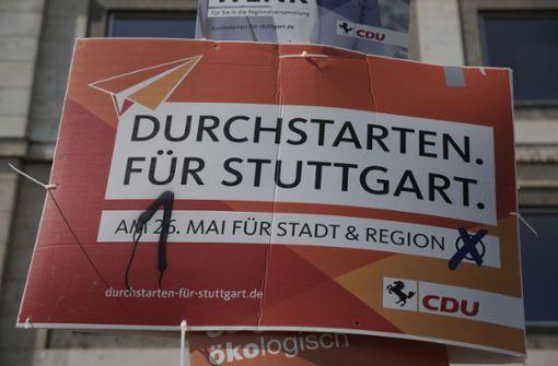 CDU liegt noch in vier Stadtbezirken vorn