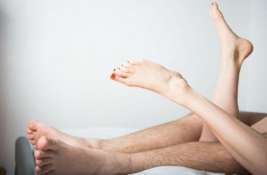 Die Deutschen nehmen sich weniger Zeit für die körperliche Liebe. Foto: picture alliance/dpa