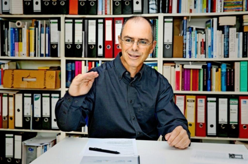 Kommunen sollten gezielt auf Firmen zugehen, rät Alfred Ruther-Mehlis. Foto: Horst Rudel