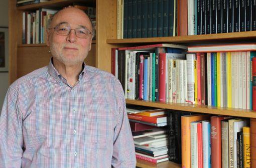 Hans-Peter Ehrlich feiert Geburtstag