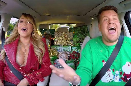Weihnachtsklassiker mit Mariah Carey, Adele, Gwen Stefani und Co.