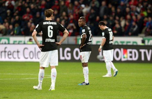 VfB unterliegt Bayer 4:0