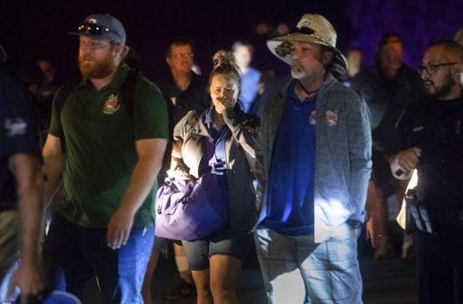 Vier Tote und 15 Verletzte in Kalifornien