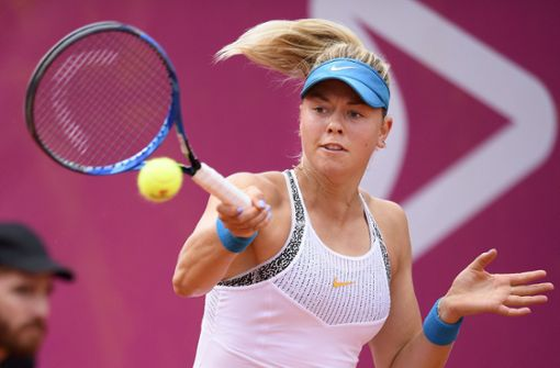 Ehemaliges Tennis-Talent sagt Comeback-Versuch ab