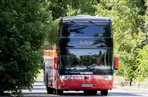 Fernbus-Anbieter fährt ab Ende Juni wieder