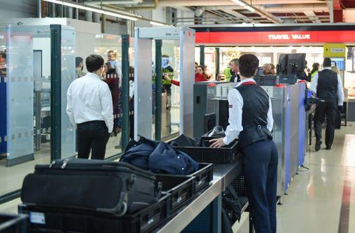 Effektivere Kontrollen an Flughäfen geplant