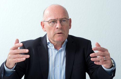 Verkehrsminister: Havarie ein Weckruf für S21-Bauherren