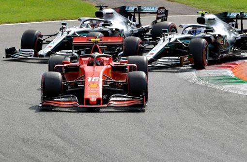 Ferrari-Pilot Leclerc triumphiert – Vettel katastrophal