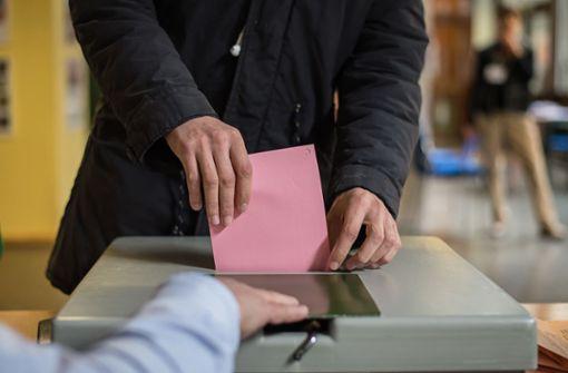 CDU bleibt landesweit stärkste Kraft