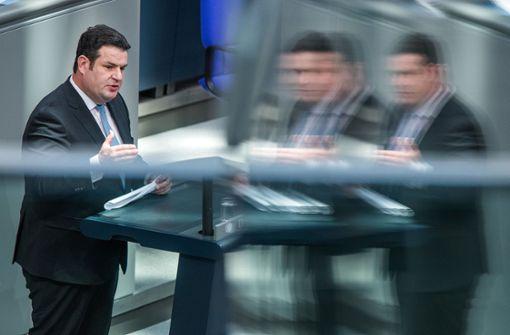 Hubertus Heil setzt sich  über  Einspruch des Kanzleramts hinweg