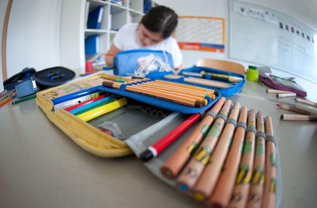 Mit Blick auf die Finanzierung der freien Schulen scheint eine Lösung gefunden (Symbolbild). Foto: dpa