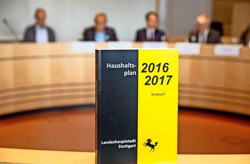 Die Stadträte wollen im Haushalt nachlegen