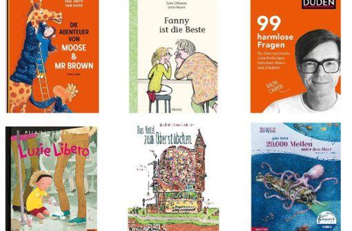 Was Kinder diesen Herbst lesen und spielen  können