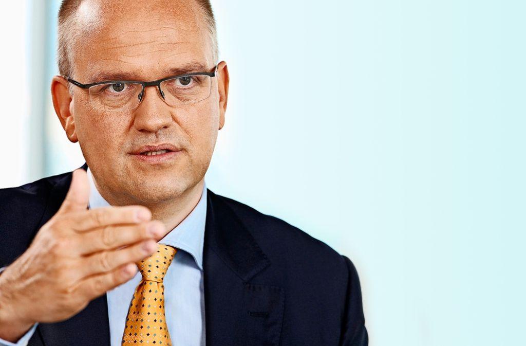 Nach 25 Jahren bei der Deutschen Bank zur LBBW: Rainer Neske Foto: Getty Images Europe