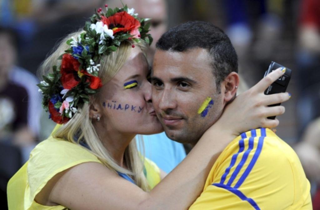Frauen, Männer, Fußball – eine verhängnisvolle Dreiecksbeziehung Foto: dapd