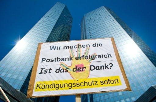 Deutsche Bank trennt sich von Postbank