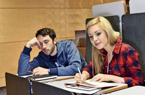 Eignungstests für Studienanfänger