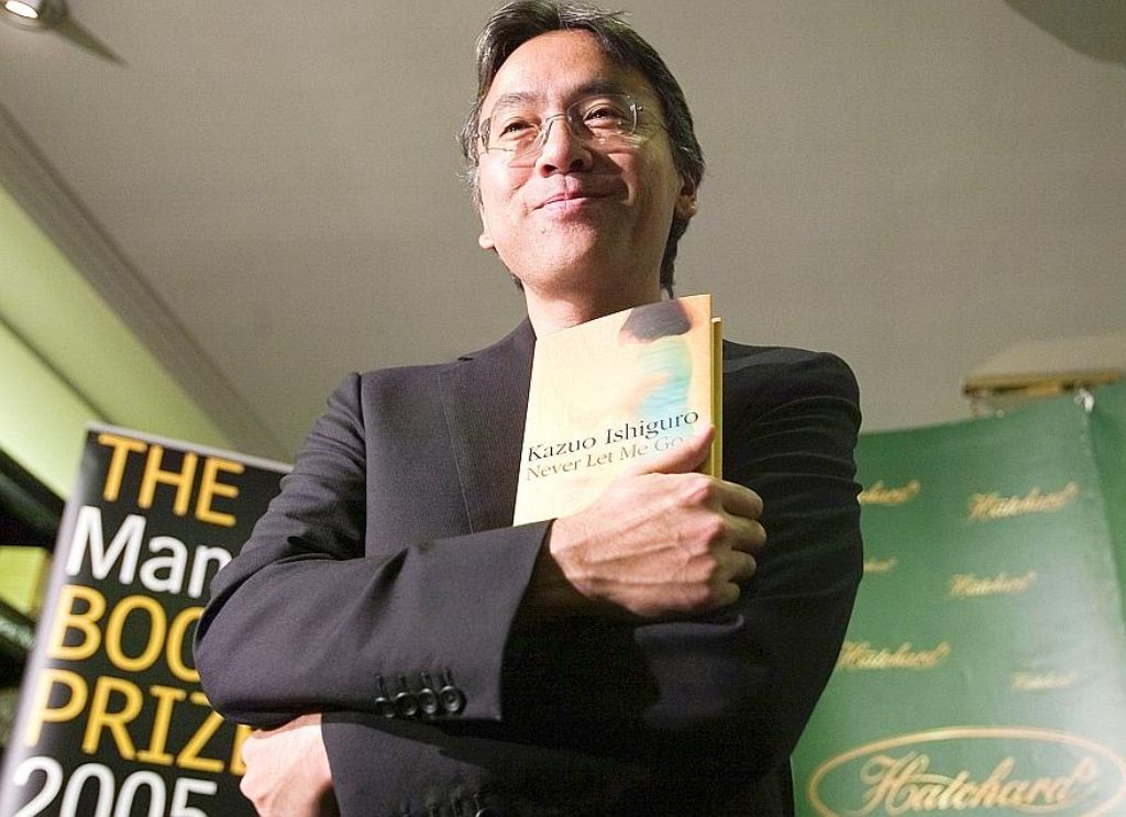 Der Literatur-Nobelpreis geht in diesem Jahr an Kazuo Ishiguro. Foto: afp