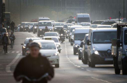 24000 Autos von Fahrverbot betroffen