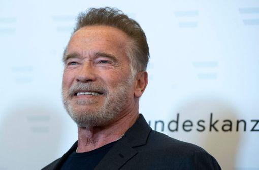 Arnold Schwarzenegger wirbt mit Tier-Video fürs Zuhausebleiben