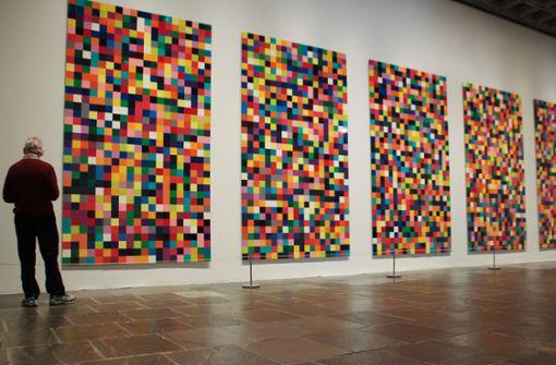Deutscher Maler nach 20 Jahren zurück in New York