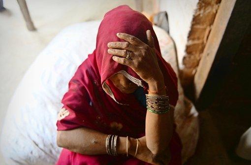 Flucht vor verordneter Massenvergewaltigung