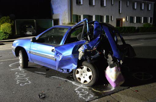 Polizei fahndet nach zwei Todes-Rasern