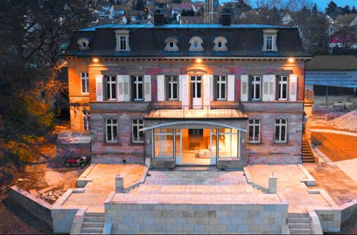 Villa sucht Liebhaber mit 9Millionen Euro