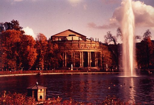 Herbst 1956 in Stuttgart