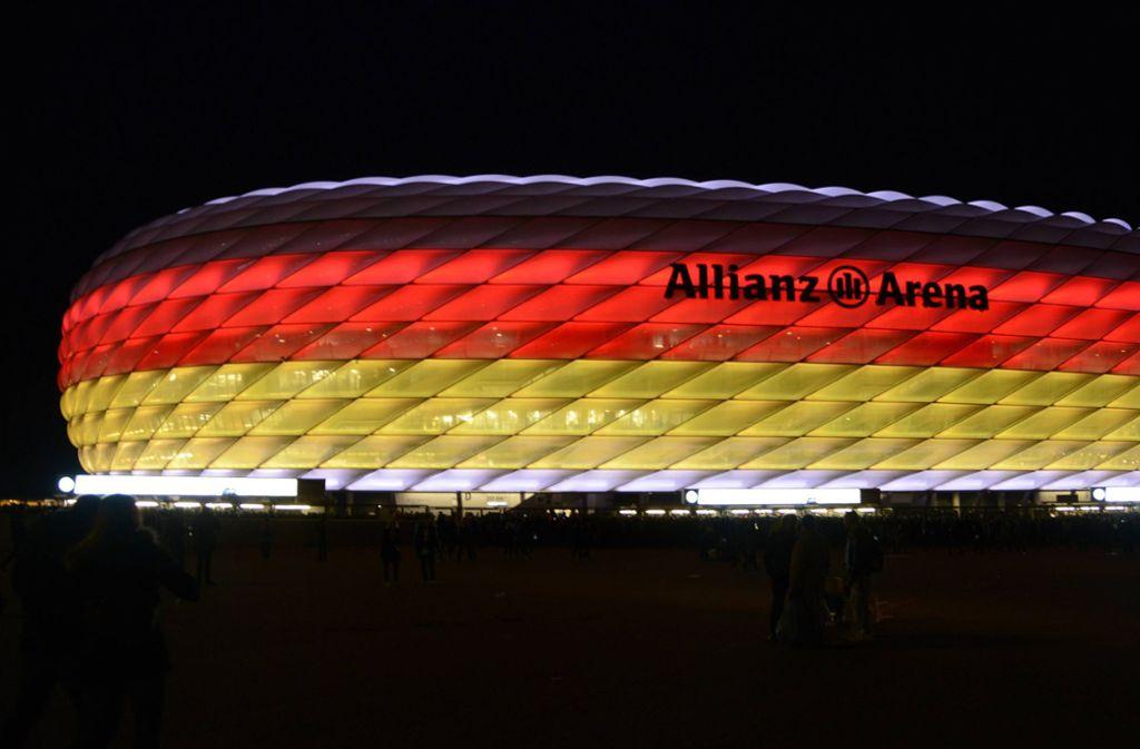 Für die K.-o.-Partien in Achtel- und Viertelfinale sind unabhängig vom Spielort jeweils 6000 Karten für deutsche Fans reserviert. Foto: imago/HJS/imago sportfotodienst