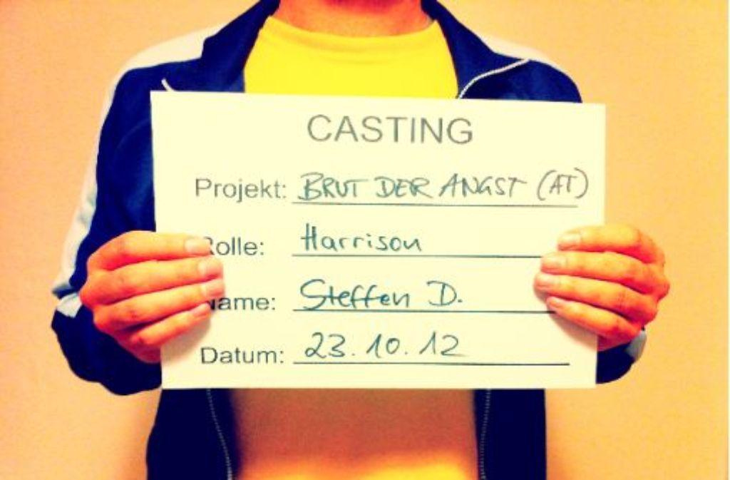 Wir haben zum Casting gebeten. Foto: Stefanie Ren