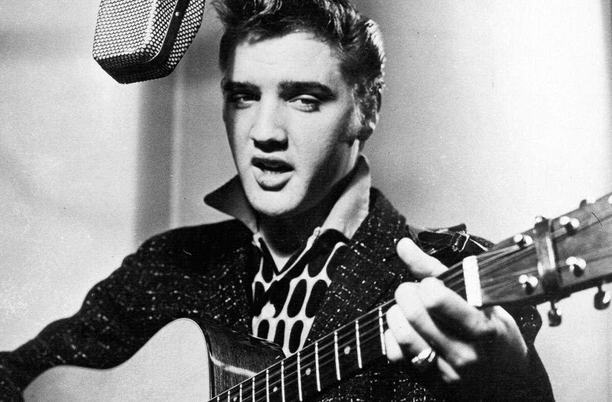 Elvis Presley war einst Jugendidol und Bürgerschreck. Foto: Arte/Getty Images