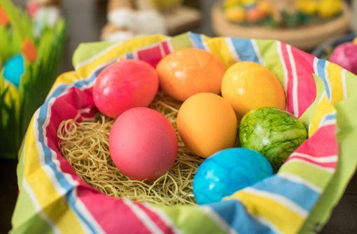 Ostern verlangt mathematisches Können