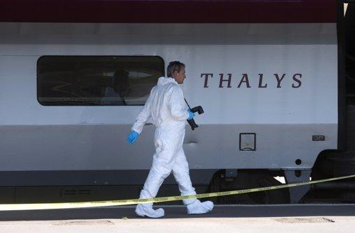 Thalys-Angreifer ein Islamist?