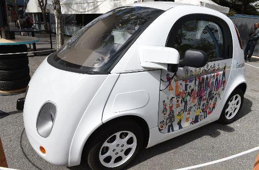 Google will mit Roboterautos Geld verdienen