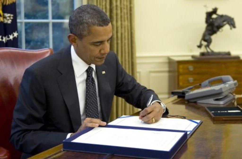Nicht nur Barack Obama, auch Onlineredakteurin Theresa Schäfer ist auf der linken Seite des Lebens unterwegs. Foto: dpa