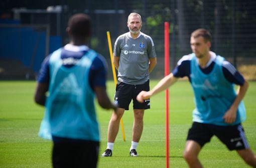So tickt Tim Walter beim Hamburger SV