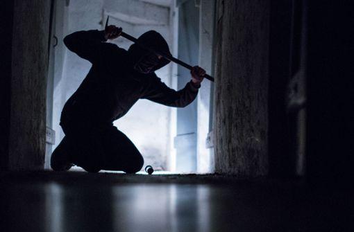 Baustellen-Einbrecher machen reiche Beute