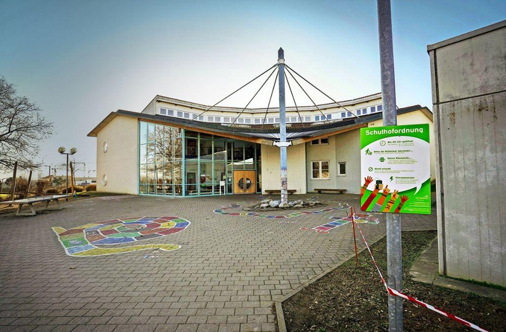 Norovirus-Alarm: vorerst  ist die Grundschule in Affstätt geschlossen. Foto: factum/Jürgen Bach
