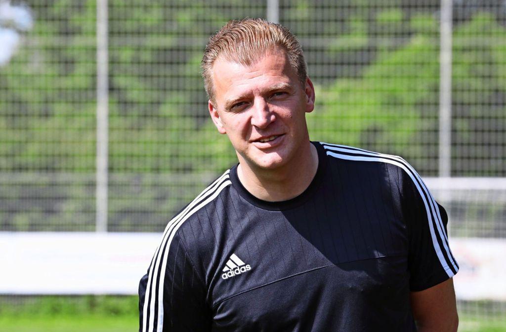 Trainer Haris Krak Foto: Patricia Sigerist