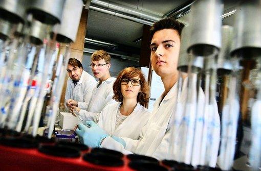 Gen-Maschinen für die Umwelt
