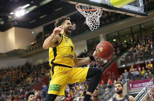 Riesen-Leistung der Basketballer