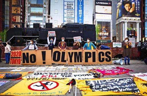 Japans Bevölkerung in Boykott-Stimmung